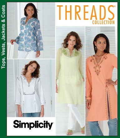 Purchase McCall\'s 5522 Misses shirts and read its pattern reviews ...