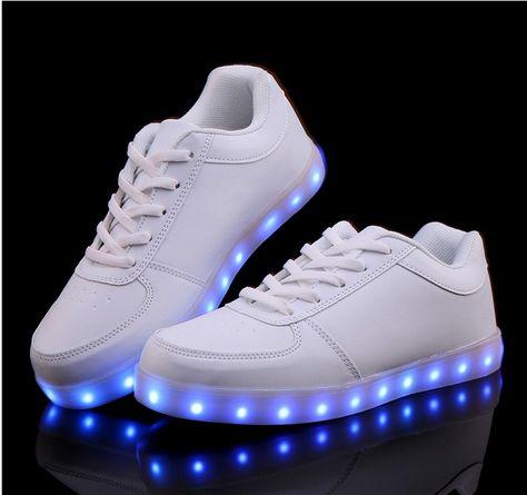 lichtgevende schoenen adidas superstar