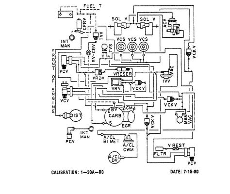 ford f150 engine diagram 1989 | don t have a 1980 diagram but here s a 81 302  diagram