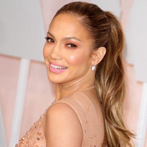 Capelli color caramello: copia il look di #JenniferLopez  #hairstyles