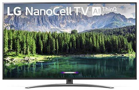 LG 75SM8670PUA Nano 8 Series 75 4K Ultra HD Smart LED NanoCell TV (2019) - TV