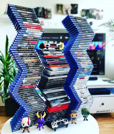 Can you spot any of your favorite games?