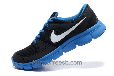innovative design 715d2 0df4b Shop Best 2013 Nike Free Run Shoes Black Navy Flex Experience RN Men  Running Shoes 4 For Sale
