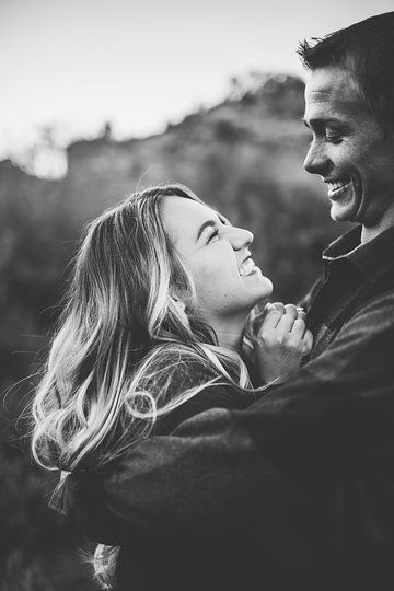 Black And White Photos Of The Sweetest Couples Are My Favorite