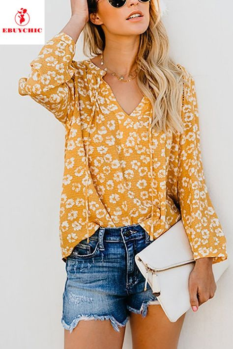 Fashion Womens Denim Dress Summer Long Sleeve Casual Loose Tops Mini Shirt UT
