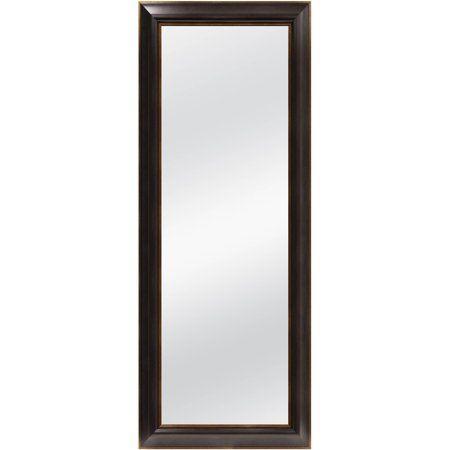 Better Homes Gardens Bronze Full Length Floor Leaner Mirror 27