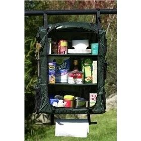 Camping Cupboard Kitchen Collapsible Organizer Ideas Pinterest Organisers And Kitchens