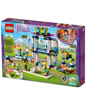 Lego Friends Stephanie Sports Arena 41338 Lego Friends Lego Shop Lego