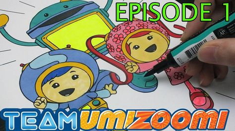 Team Umizoomi Coloring Book Eposide 5 Milli And Bot Coloring Page For Children Team Umizoomi Coloring Book All Episodes Team Umizoomi Coloring Book Epos
