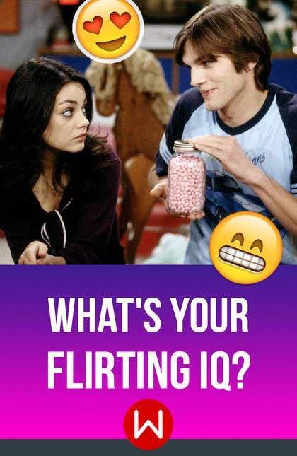 Whats Your Flirting IQ?   Flirting skills, Flirting quiz