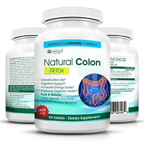 Super colon cleanse amazon