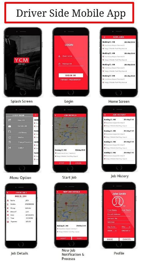 Taxi Booking App to grow your Taxi Business | Useful | Taxi