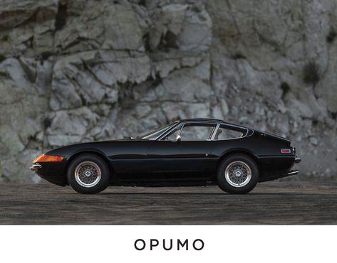 This 1971 Ferrari 365 Gtb 4 Is A True Italian Masterpiece