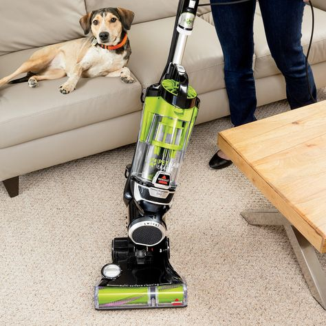 BISSELL Pet Hair Eraser Bagless Upright Vacuum (1650) #Hair