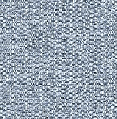 Nuwallpaper Nu2918 Navy Poplin Texture Peel Stick Wallpaper Amazon Com Peel And Stick Wallpaper Nuwallpaper Wallpaper