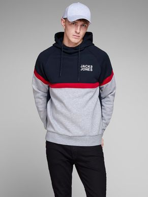 5703d8532ff92 COLOUR BLOCK SWEATSHIRT | Hoodies - Jackets - Bomber - Sweaters in ...