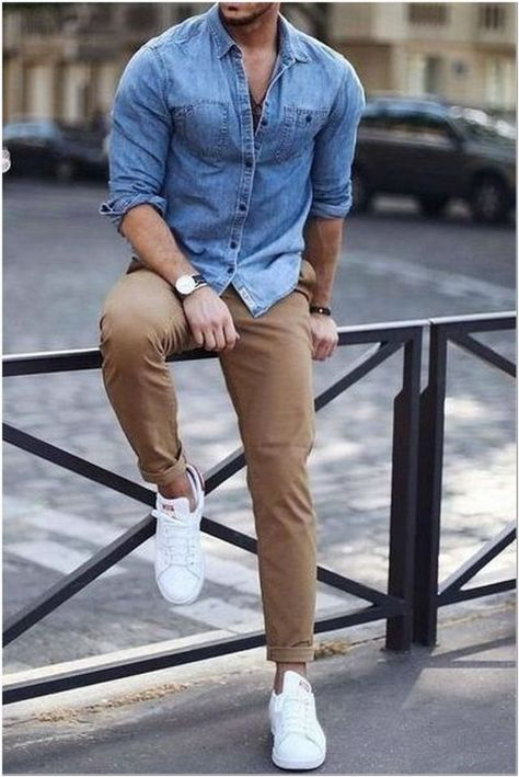 Why mens fashion casual matters ? Because no one likes to look boring ! But what are the best mens fashion casual tips out there that can help you [ . Summer Outfits Men, Stylish Mens Outfits, Casual Outfits, Summer Men, Stylish Man, Men Summer Fashion, Casual Suit, Runway Fashion, Blazer Outfits