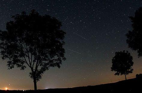 Photo of Sternschnuppen-Regen: Die Perseiden strahlen am Nachthimmel