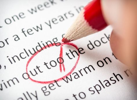 6 Things You Should Always Check When Proofreading