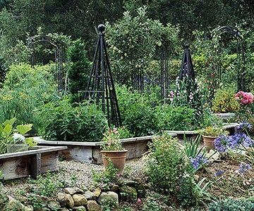 dfec35040b95f6bd4624d4ceaae570b8  raised garden beds raised gardens - Better Homes And Gardens Season 5 Episode 2