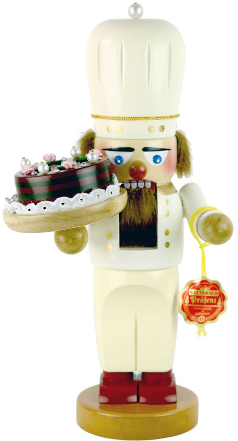 steinbach nutcrackers One day I will own this one because it represents my career, I want that representation in my Christmas collection
