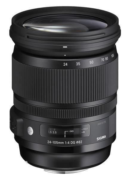 Sigma 24 105mm F 4 Dg Hsm Art Lens For Nikon F In 2021 Sigma Lenses Art Lens Photography Gear