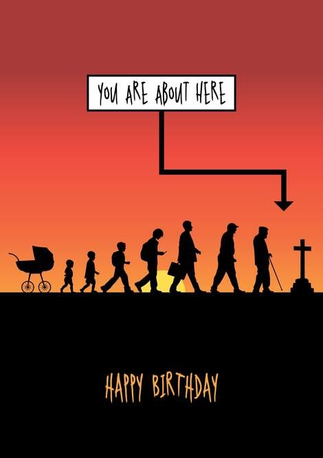 Pin On Funny Birthday Cards