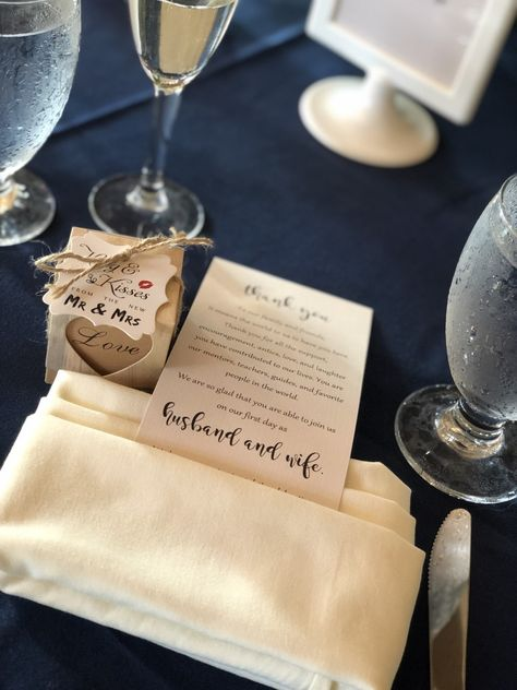 #weddingdecor #weddingdecorideas #navy #ivory #thankyoucards #weddingthankyou #weddingfavors #weddingfavorideas #budgetfavors #diyweddingfavors #weddingtableideas #menucards #tablescape #weddingguesttables #weddingtableideas #summerwedding #nauticalwedding #beachwedding #rusticwedding #coastalwedding #golfcoursewedding #weddingcolors #linencolors #weddingcolorideas #weddinginsportation #reception #weddingreceptionideas #receptionvenue #njbride #njwedding #ronjaworskiweddings #blueheronweddings