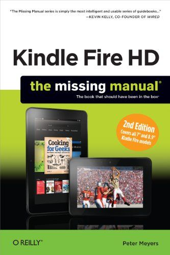Kindle Fire Hd The Missing Manual Indeals In In 2020 Kindle Fire Hd Kindle Fire Kindle