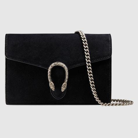 d4c0cbeef9f Dionysus suede mini chain bag