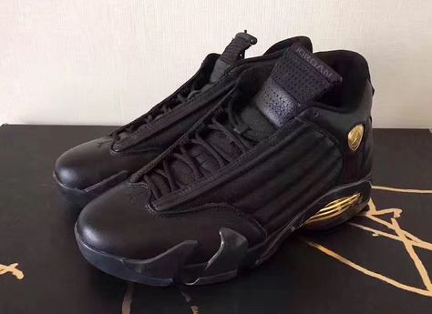buy popular 5a5d1 47850 The Air Jordan 14 DMP will be releasing alongside the Air Jordan 13 as part  of a special edition Air Jordan 13 14 Defining Moments Pack. A release date  is