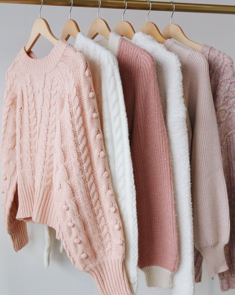 The dreamiest sweaters in the perfect spring shades. Shop Lulus sweater collection to keep cozy and warm for the season ahead. #lovelulus