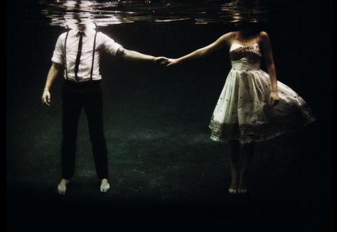 Lovers among the waters  Design, art, photo, illustration, color, home, decor, decoration, wall, house, print, comic, colorful
