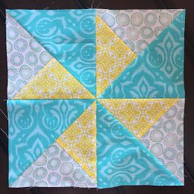 Double Pinwheel Block For May With Images Pinwheel Block Pinwheel Quilt Block Pinwheel Quilt Pattern