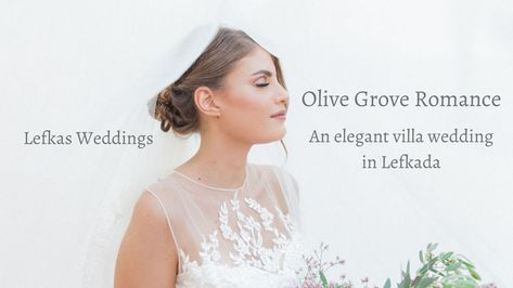 Escape to a Greek island dream wedding location in the olive grove estate of a luxury villa in Lefkada island. Every romantic olive detail of this destination wedding was designed to fit with the natural surroundings so you can celebrate and dance the night away under the stars. By wedding planner @lefkasweddings with Lense2Lense Cinematography. With @maxeenkim @gouriotiflowers @whiteolivedesigns Follow the link to see the full length film clip!