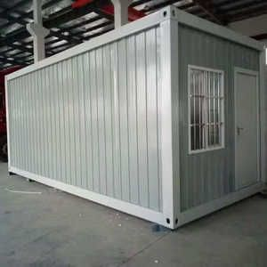 Source Precast Flat Pack 20 Feet 40ft Container Shipping Container Frames On M Alibaba Com