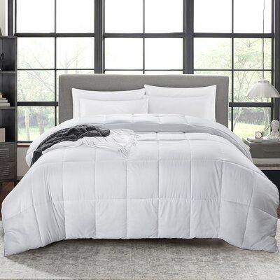 Alwyn Home Christin Lightweight Summer Down Alternative Comforter Wayfair In 2020 Bedroom Comforter Sets Alwyn Home Comforter Sets