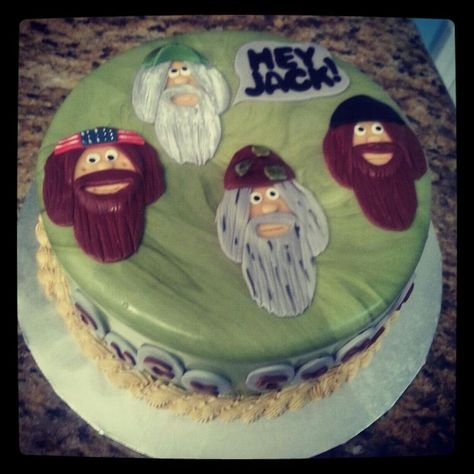 Duck Dynasty Duck Dynasty Birthday Cake Photos Duck Dynasty