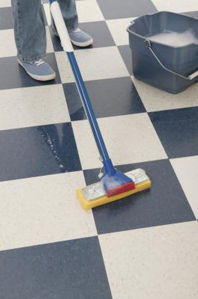 Floor Wax Cleaning Vinyl Floors