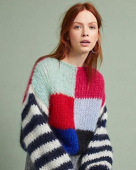 1758 Best knitting images in 2020 | Knitting, Knit crochet