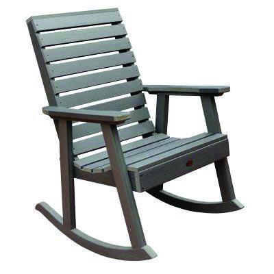20 Amazing Diy Garden Furniture Ideas Plastic Rocking Chair Wood Rocking Chair Outdoor Rocking Chairs