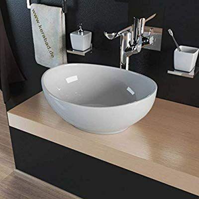 Waschbecken Kbw082 Keramik Waschtisch Waschschale