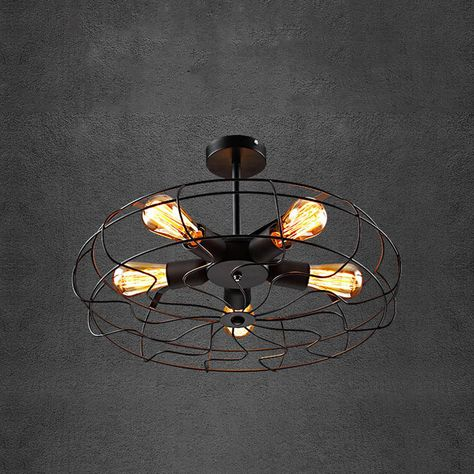 Cheap Ceiling Lamp Buy Quality Fan Ceiling Lamp Directly From China Light Fixtures Suppliers Fan Ceiling Lamp Re With Images Ceiling Lights Ceiling Lamp Loft Ceiling Fan
