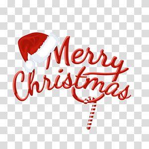 Merry Christmas Logo Christmas Logo Merry Christmas Fonts Christmas Hats Decorative Fonts Transparent Bac Merry Christmas Font Christmas Fonts Christmas Text