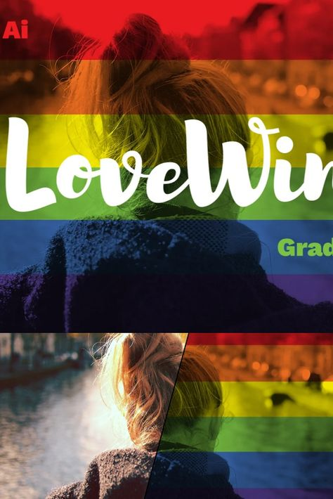 Love Wins | PS & AI Gradients