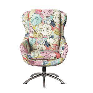 Ivy Bronx Mount Ida Swivel 20 Armchair Wayfair Swivel Rocking Chair Modern Swivel Swivel Rocker Chair
