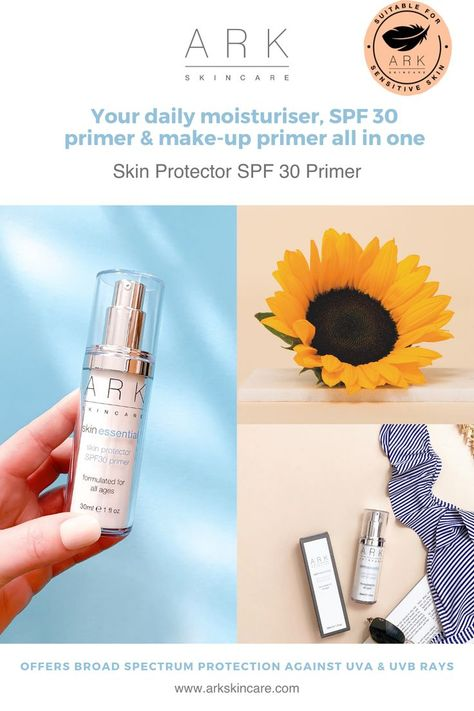 The ultimate multi tasker - Award winning make up primer sunscreen and moisturiser all in one. Use as your daily moisturiser (safe in the knowledge it is protecting your skin against damaging UV rays) or use on top of your daily moisturiser for added hydration and protection. An ideal make up primer too as it ensures a smooth luminous base on which to apply make up, and make-up glides on effortlessly with an airbrush finish and lasts all day long.