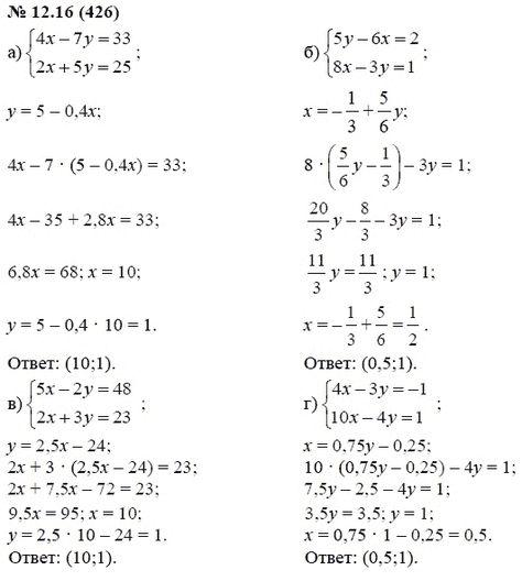 алгебра ершова 11 гдз