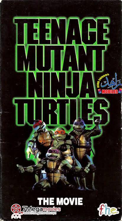 Teenage Mutant Ninja Turtles The Movie 1990 Dual Audio Hindi 720p Bluray 950mb Do Teenage Mutant Ninja Turtles Movie Teenage Mutant Ninja Turtles Ninja Turtles