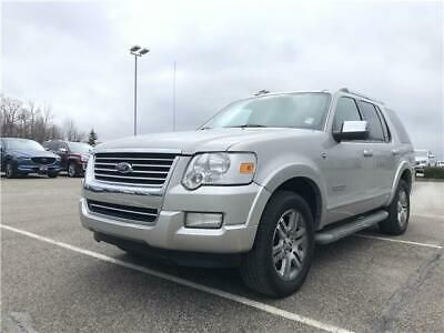 Ebay Advertisement 2007 Ford Explorer Limited 2007 Ford Explorer Limited 4 6l V8 4x4 Silver 3rd Row Suv No Reserve In 2020 Ford Explorer Limited Ford Explorer Ford